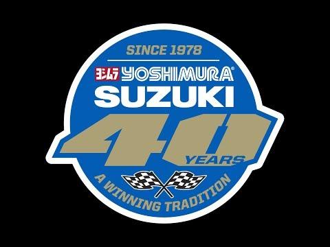 Yoshimura and Suzuki 40 years - A Winning Tradition
