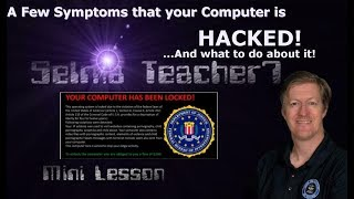 How to Know that Your Computer is 'HACKED' and how to FIX IT!