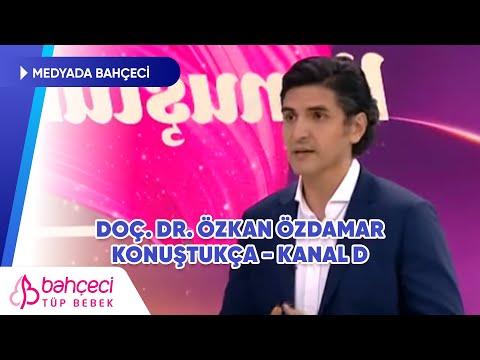 Kanal D | Konuştukça | Doç. Dr. Özkan Özdamar 11 Temmuz 2021