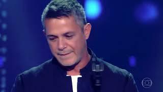 Alejandro Sanz | No Tengo Nada | TV Brasil   21.12.18