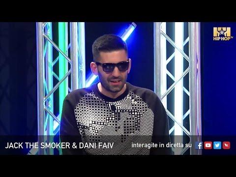 JACK THE SMOKER E DANI FAIV LIVE SU HIP HOP TV 🚬👊🏻📲