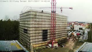 Das neue Bauhaus Museum entsteht