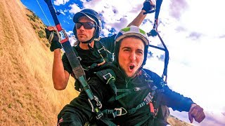 FACING HIS BIGGEST FEAR! w/ Sam, Colby, Corey & Andrea