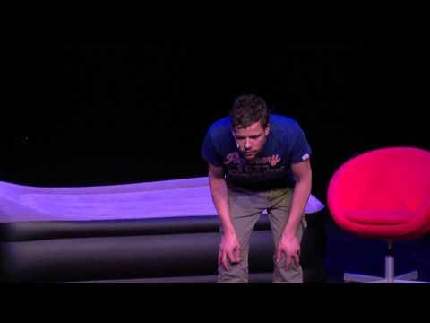 Anne Jan Toonstra komt met zijn vijfde voorstelling naar Dronten