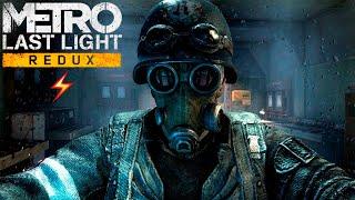 [RU/EN] Metro Last Light Redux №15 Прохождение DLC. 120 follow 500 Это возможно? Стать Сильнее