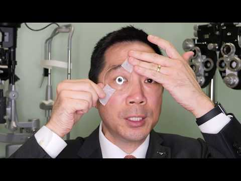 Cataract and lens replacement day of surgery and postoperative instructions.  1-9-2018