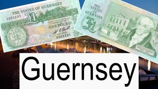 Guernsey Currency || Guernsey Banknotes || Guernsey Pounds || World Currency || World Banknotes