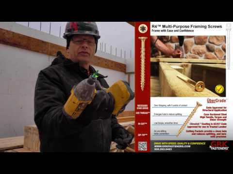 Building Your ICF Home - Floor Attachment