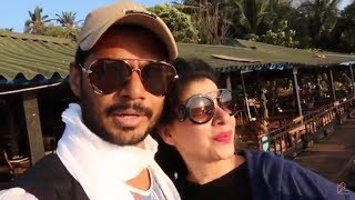 Scooty Ride | Goa Madness | Day 1 | SS vlogs :-)
