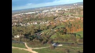 preview picture of video 'Flying Dunstable 18th October 2008'