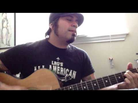 "Raf Rivera covers ""She talks to Angels"" by The Black Crows"