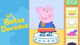 Peppa Pig Español Latino - Las Botas Doradas - Peppa Pig App