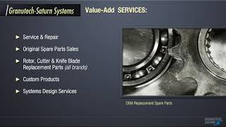 Granutech-Saturn Services Summary