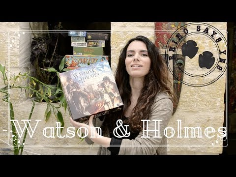 Short review and overview of Watson and Holmes