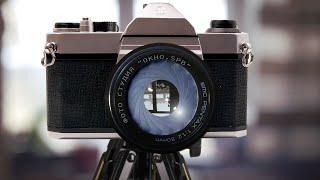 ФКД фотокамера дорожная. 54 выпуск.Учимся работать с фотопленкой.