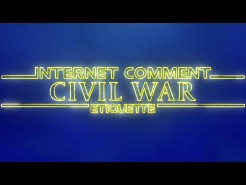 Internet Comment Civil War Etiquette
