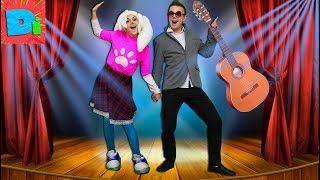 БАРБОСКИНЫ БУМ-БУМ,ШАКА-ТАКА! Тимоха танцует и поёт для Розы
