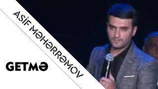Asif Məhərrəmov - Getmə