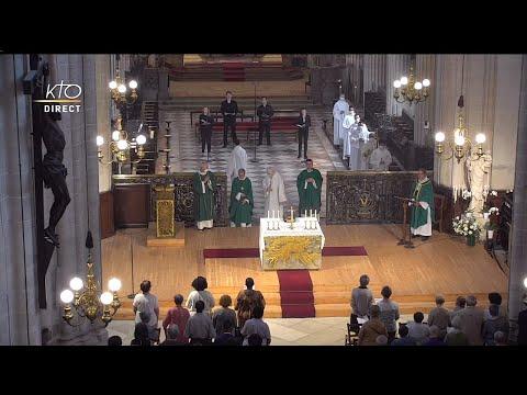 Messe du 20 juin 2021 à Saint-Germain-l'Auxerrois