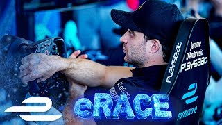 Fans vs Racing Drivers: Simulator eRace LIVE From Montreal - Formula E - Sunday