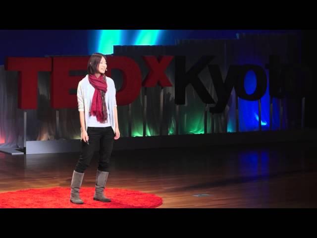 The power of connections | Akiko Naka | TEDxKyoto 2013