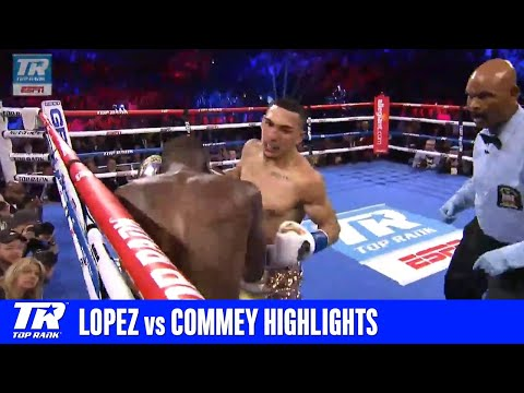 Teofimo Lopez Wins IBF Lightweight Title With Devastating KO | Full Fight Highlights