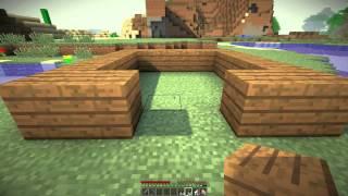 Minecraft - выживание часть 1