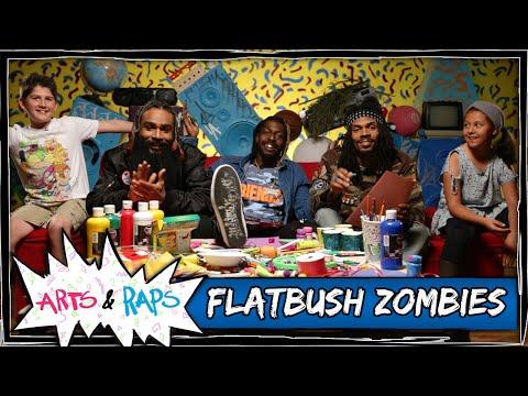 Flatbush Zombies Interviews With Arts & Raps