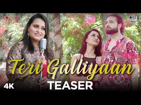Teri Galliyaan Teaser By Manjeera Ganguly | A Volume Original | Sahil Sultanpuri | Niranjan-Saket