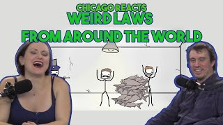 Chicagoans React to Weird Laws from Around the World by Sam O'Nella