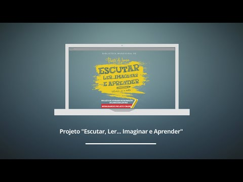 Escutar, Ler… Imaginar e Aprender | Outubro 2020