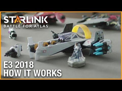 Starlink: Battle for Atlas: E3 2018 How It Works Trailer | Ubisoft [NA] thumbnail