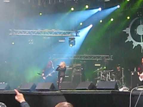 Arch Enemy - Revolution Begins Live @ Nummirock 2009
