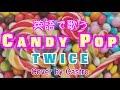 【英語で歌う】TWICE「Candy Pop」Music Video 【歌詞付きカバー】 K-Pop Cover by Castro