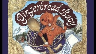 Gingerbread Baby By Jan Brett.  Grandma Anniis Storytime