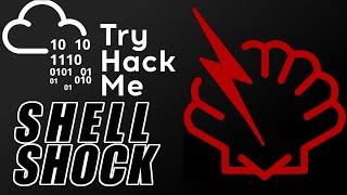 ShellShock & Kernel Exploits - TryHackMe! 0day