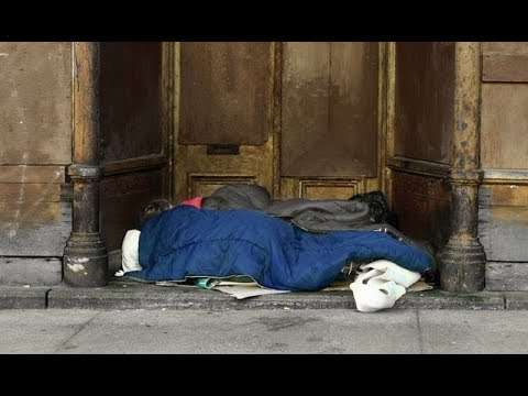£100m plan to take thousands of homeless people off the streets
