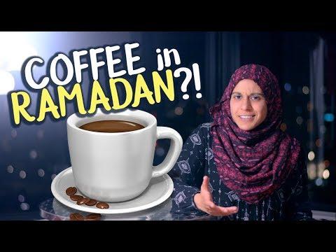 Can you drink COFFEE in Ramadan?!