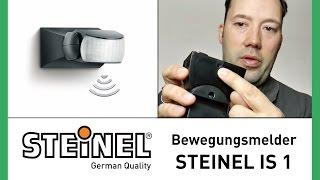"Bewegungsmelder ""STEINEL IS 1"" [watt24-Video Nr. 15]"