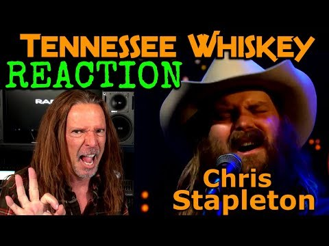 Vocal Coach Reaction To Chris Stapleton - Tennessee Whiskey - Ken Tamplin
