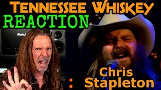 Vocal Coach Reaction To Chris Stapleton   Tennessee Whiskey   Ken Tamplin
