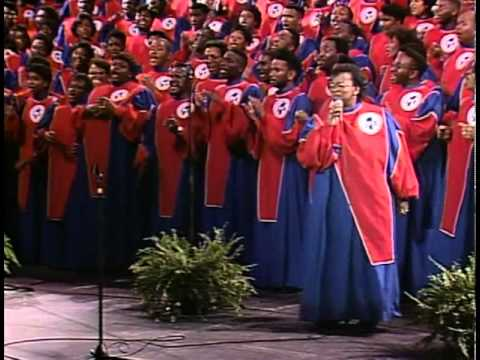 """It's Good To Know Jesus"" – Mississippi Mass Choir"