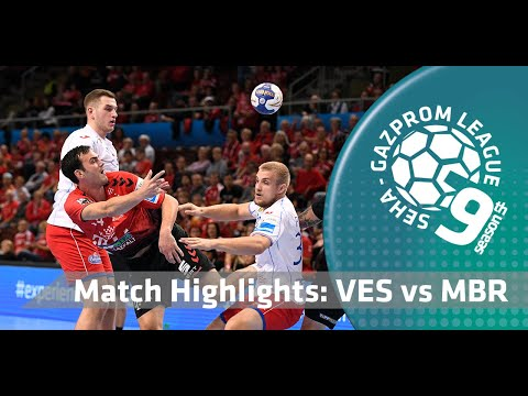 Match highlights: Telekom Veszprem vs Meshkov Brest