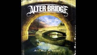 Alter Bridge - Save Me (Bonus Track) + Lyrics