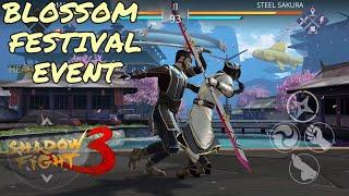 Shadow Fight 3 BLOSSOM FESTIVAL EVENT