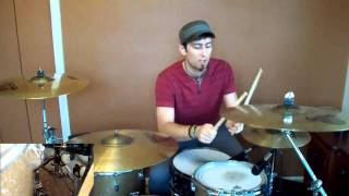 """Ballad of St. Augustine"" - Disciple - drum cover - Kaleb"