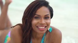 Geena Thompson Miss World Bahamas 2017 Introduction Video
