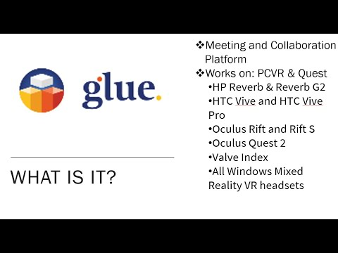 Glue overview
