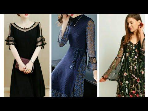 New trendy useful sleeves designs 2019/ Latest summer sleeves Kurtis and frocks