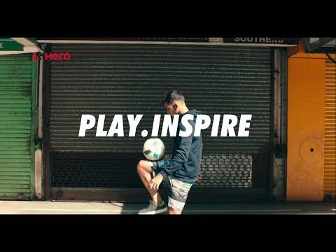 Hero FIFA U17 ad